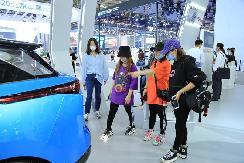 智能汽车黑科技 一数科技与一汽富晟亮相北京车展