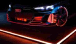 零百加速3.5秒/与R8共线生产 奥迪e-tron GT最新预告图曝光 【图】