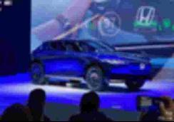 本田大搞新能源,纯电概念车与插混CRV齐发力 【图】
