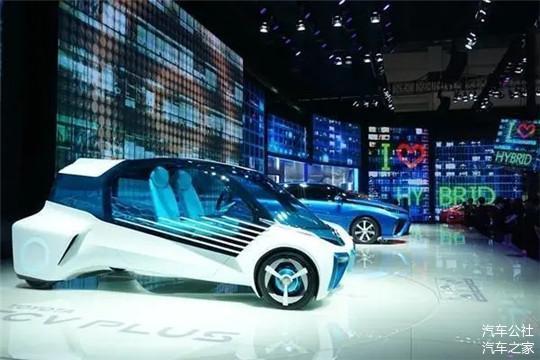 丰田向广汽提供整套混动系统,所为哪般?