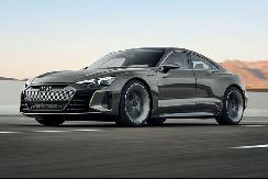 更快更强 奥迪e-tron GT或将推出RS版