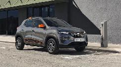 达契亚证实将在中国生产旗下首款EV车型