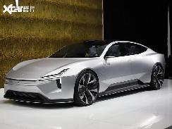 极星Precept概念车将于明年9月量产