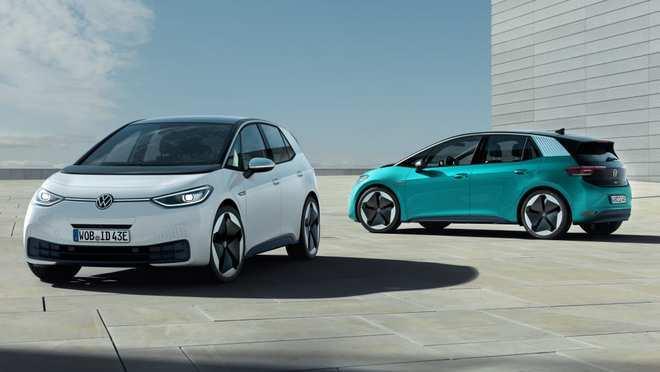 冯思翰:五年内大众将成中国新能源车首选品牌