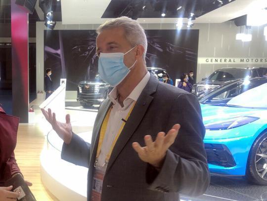 直通进博会 通用汽车中国总裁:进博会让车企更加贴近中国消费者