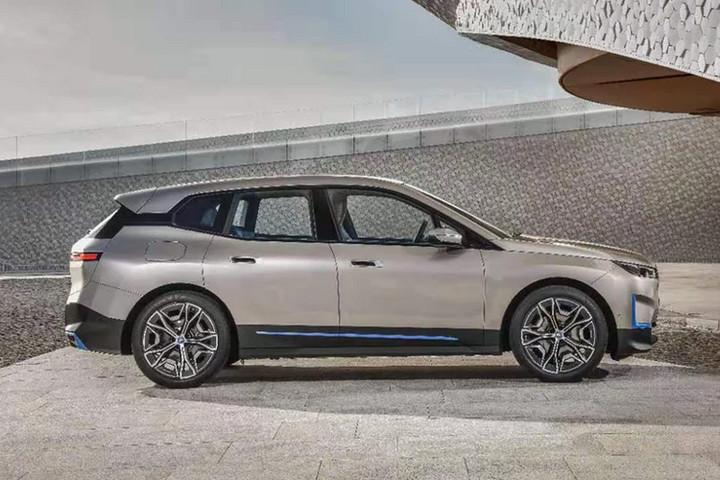 比克汽车 比克兴熠 2020款 纯电动封闭货车
