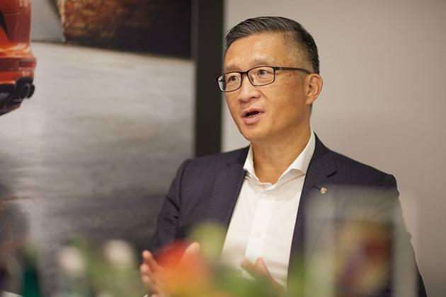 保时捷中国首席运营官萧达