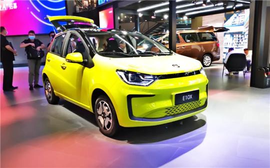 自主品牌,新能源汽车,广州车展