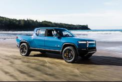 Rivian宣布自建电动汽车充电网络