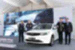续航421公里,吉利帝豪EV Pro专供营运市场 【图】