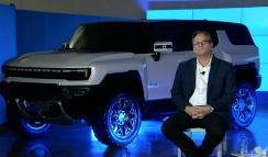 HUMMER EV SUV或将于2021年2月亮相