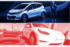 电动汽车北美第一的宝座将属于谁?