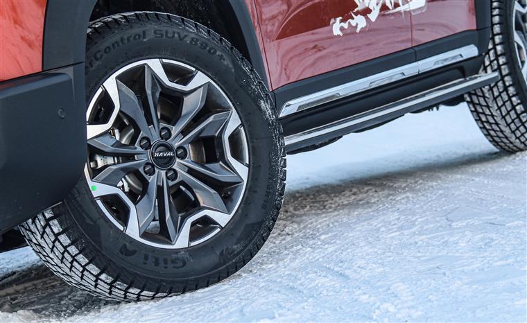 2.0T+四驱的哈弗大狗,在雪地上能给我们带来多大惊喜?