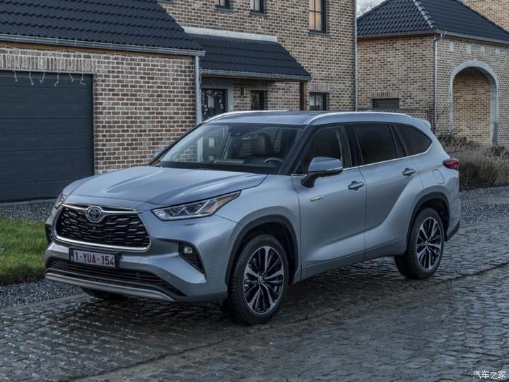 丰田(进口) 汉兰达(进口) 2020款 Hybrid 欧洲版