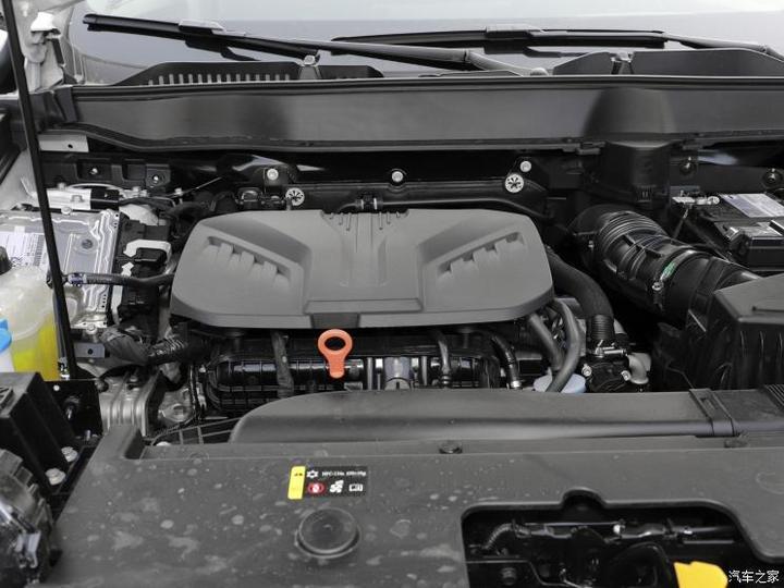 长城汽车 哈弗H6 2021款 第三代 2.0T 自动四驱Max