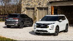 三菱发布全新一代欧蓝德 PHEV将成为重点车型
