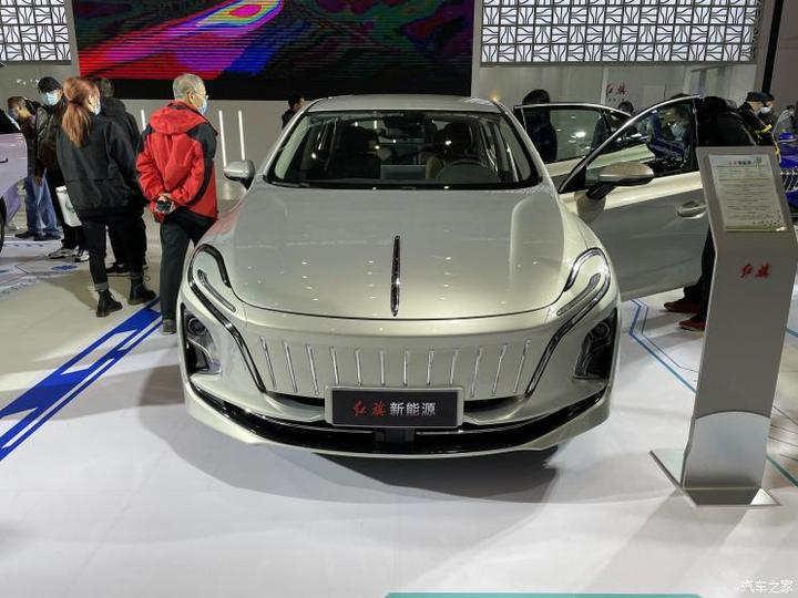 一汽红旗 红旗E-QM5 2021款 基本型