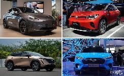 合资品牌成主力,2021热门纯电动新车推荐