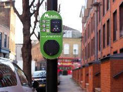 英国:将出资帮助个人/企业安装充电桩