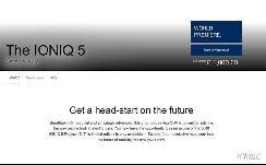 现代IONIQ 5欧洲发布限量版车型 售价48,000英镑