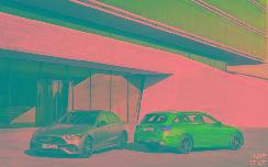 采用插混系统并配备四出排气,全新一代奔驰AMG S63e谍照曝光!