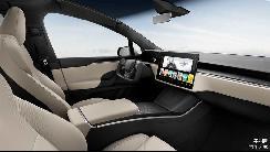 """特斯拉Model S Plaid""""手 铐方向盘""""首次直拍!"""