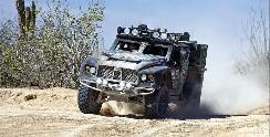 深度:研判基于扁线电机的美军JLTV增程式油电混动装甲车技术状态