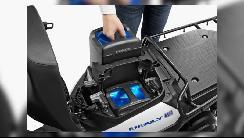 本田、雅马哈、KTM、比亚乔强强联合 共同制定换电技术国际新标准