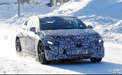 对标特斯拉Model S 奔驰EQE将在今年9月份亮相