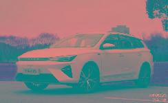 定位独特,全新荣威Ei5休旅车,实用性与颜值并存