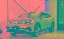 大众全新纯电动SUV月底交付,ID.4X补贴后起售价19.9888万元