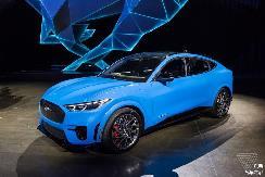 首台国产Mustang已下线!预计上海车展正式亮相