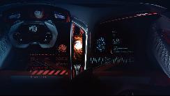 续航800公里 名爵Cyberster内饰官图发布