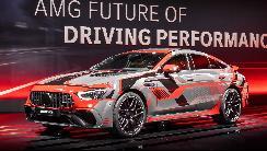 AMG E Performance插电式混合动力系统发布