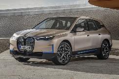 宝马iX将于上海车展首发 WLTP续航超600公里 搭载5G技术