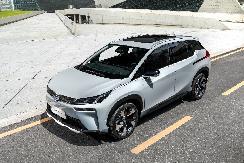 广汽三菱将推纯电动紧凑型SUV 风格接近AION V