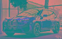 亚洲首发!宝马BMW iX全新双肾造型,上海车展正式亮相