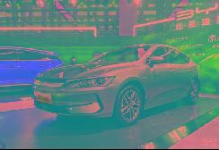 比亚迪三款EV车型上市/特斯拉保值率被保时捷反超