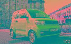 五菱宏光MINI EV正式进入欧洲市场,售价9999欧元起