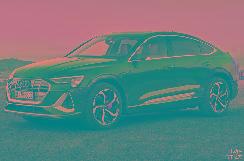 百公里加速仅需5.7秒 售价658800起奥迪全新e-tron Sportback上市