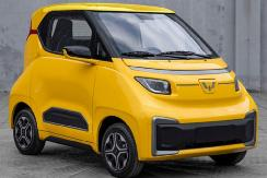 比MINI EV还小,定价或将低于2万元 五菱宏光NANO EV申报信息曝光