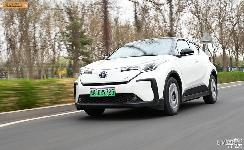 优惠10万块的丰田纯电动!体验广汽丰田C-HR EV