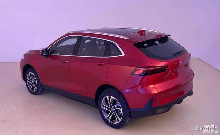 """欧拉首款紧凑级纯电SUV或命名""""大猫"""",上海车展发布"""