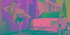 欧拉3月销量冲进前三,首款A+级纯电动SUV即将亮相上海车展