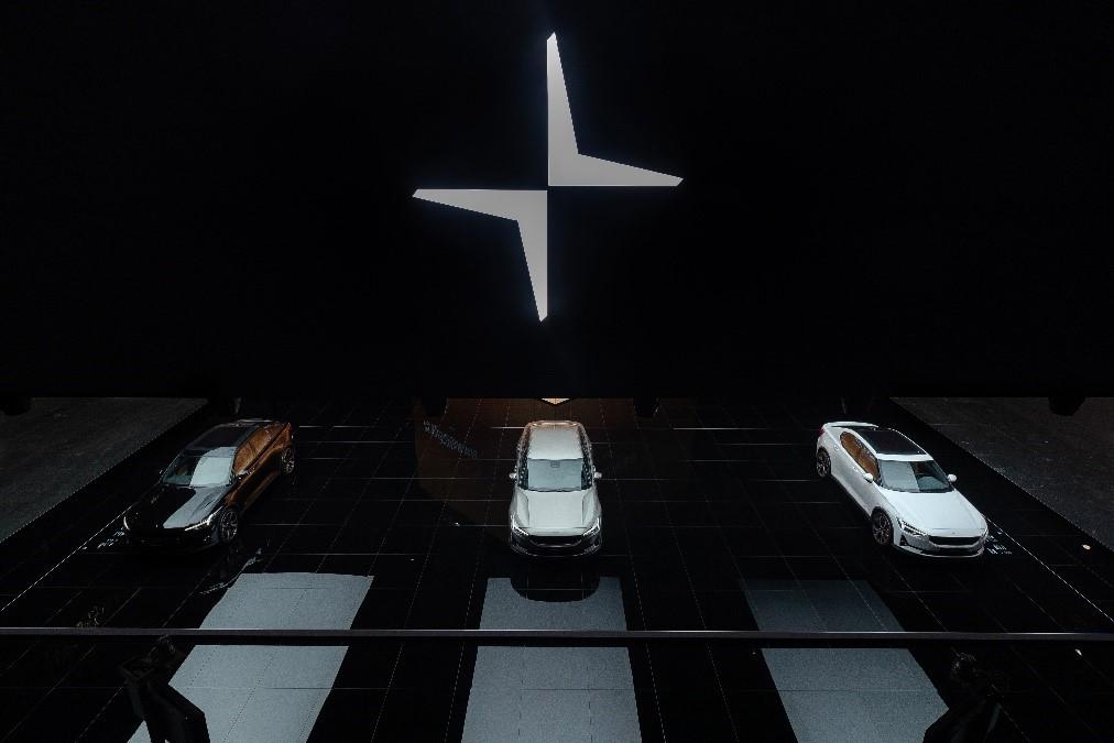 2021上海车展:极星2全新产品系列首次亮相