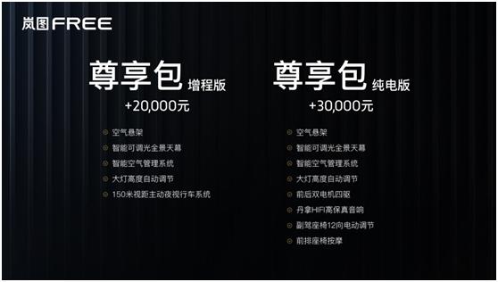 岚图FREE首次亮相2021上海车展