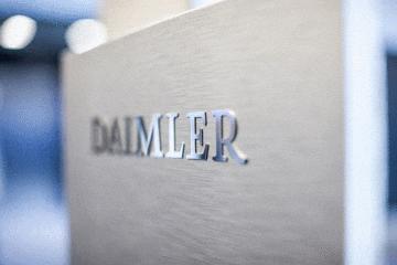 财报,戴姆勒一季度财报