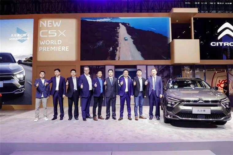 大众汽车品牌于上海国际车展揭幕6款新车型 3款全球首发