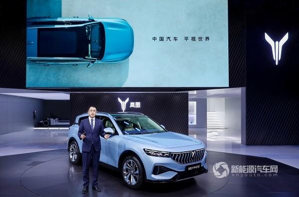 """岚图汽车携众多品牌在上海车展上演""""流动的盛宴"""""""