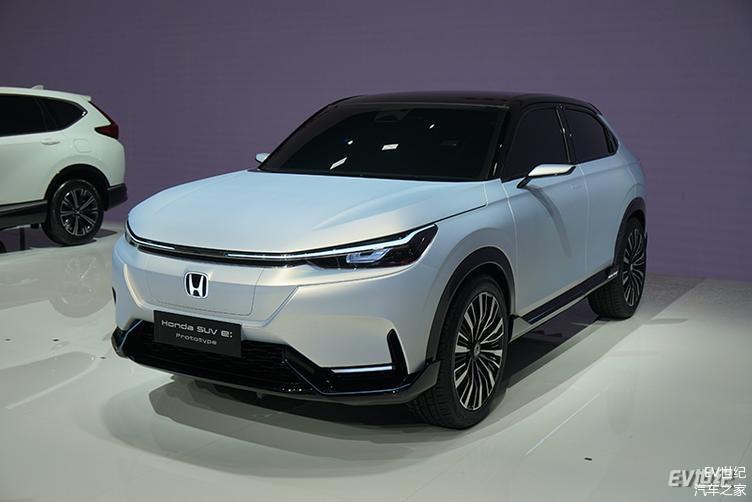 Honda SUV e:prototype和皓影锐・混动e+上海车展全球首发